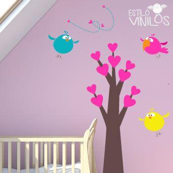 vinilos para el dormitorio de tu beb http www