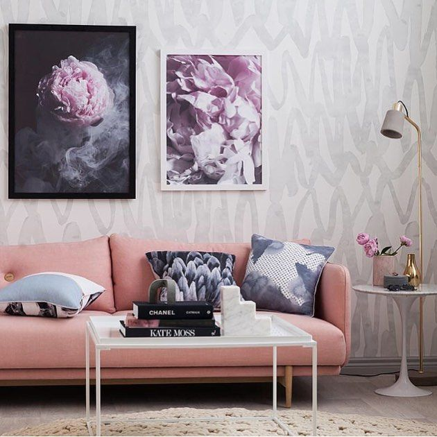 More @juliaandsasha inspiration to get us through the week - this time it's their laundry artwork from Art Club Concept as seen in this stunning living room. Shop 'Art Club Concept' or follow the link in our bio for these (on preorder) and more new prints to spruce up your home! #theblockshop #theblock #9theblock #art #wallart #flowerart