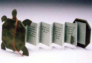 cj grossman: Books Turtles, Books Art, Art Books, Flip Books, Grossman Bookart, Turtles Books, Green Turtles, Turtles Poems, Handmade Books