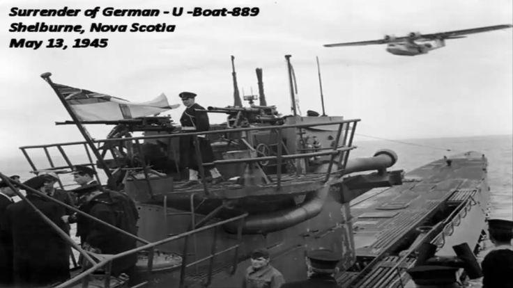 Shelburne, NS 1941