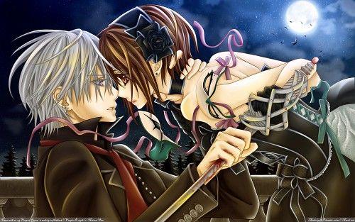 Matsuri hino studio deen vampire knight zero kiryuu - Vampire knight anime wallpaper ...