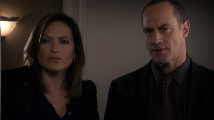 stabler and benson relationship