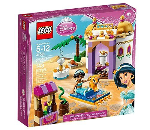 Lego Disney Princess: Jasmine's Exotic Palace (41061)  Manufacturer: LEGO Enarxis Code: 014718 #toys #Lego #Disney #Jasmine