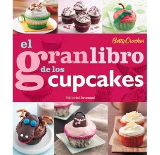 El gran libro de los cupcakes