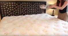 Vieze geuren & vlekken in je matras zijn verleden tijd met deze gouden en goedkope tip! - Zelfmaak ideetjes