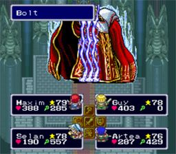Lufia and the Fortress of Doom       1993 By: Taito