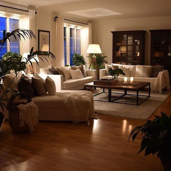 10 Wonderful Living room Decor Ideas With Spring Theme ...