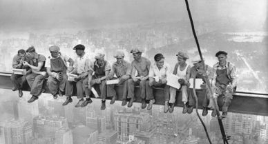 For 80 years, the 11 ironworkers in the iconic photo have remained unknown, and now, thanks to new research, two of them have been identified