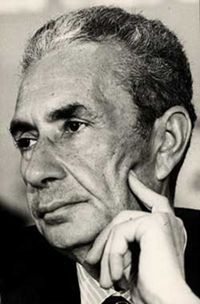 Aldo Moro (1916 - 1978) Former prime minister of Italy, kidnapped and killed by the Red Brigades terrorist group