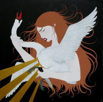 Leda's Revenge by Rebecca Murphy available on artFido