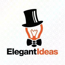 Exclusive Customizable Logo For Sale: Elegant Ideas | StockLogos.com https://stocklogos.com/logo/elegant-ideas