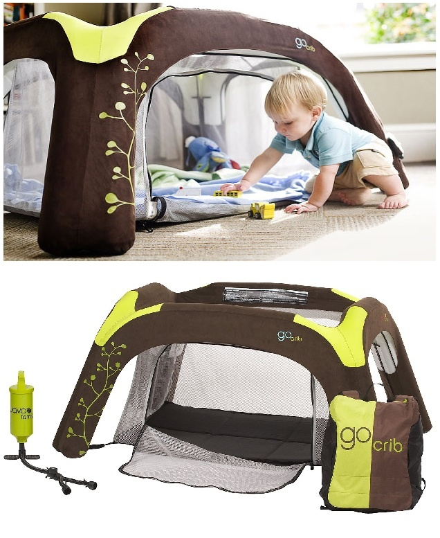 10 Top Posts Gocrib A Portable Travel Crib For Baby