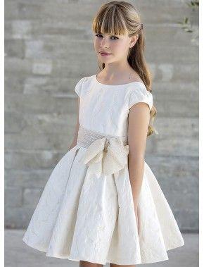 0d8eb4c8b Vestido de arras ceremonia fiesta de niña