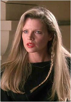 Kim Basinger's hair in Batman
