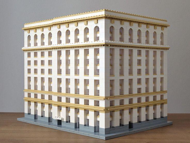 Modern Architecture Lego 473 best lego modern buildings images on pinterest | modern