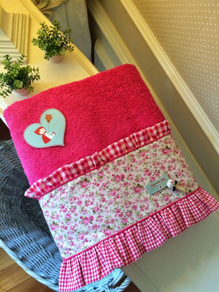 Caperucita Roja: La toalla ...