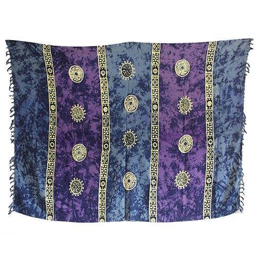 Wholesale Bali Celtic Sarongs - Lucky Coin Scarves Hip Angels  #Scarves_Bali #Beach_Summer_Sarongs #Sarongs_Bali_Light #Light_Sarons_Bali