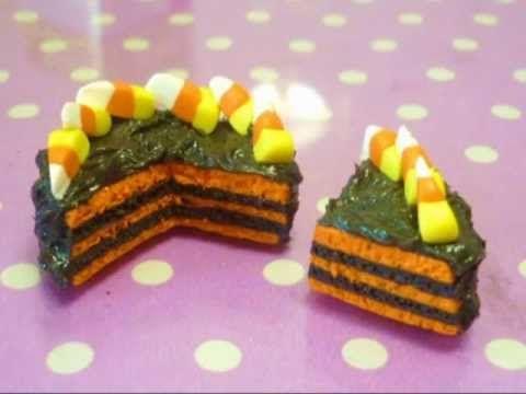 Halloween cake - torta di Halloween
