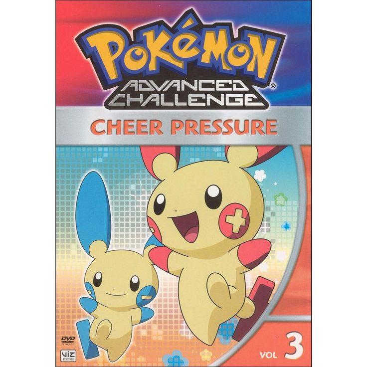 Pokemon: Advanced Challenge, Vol. 3 (dvd_video)