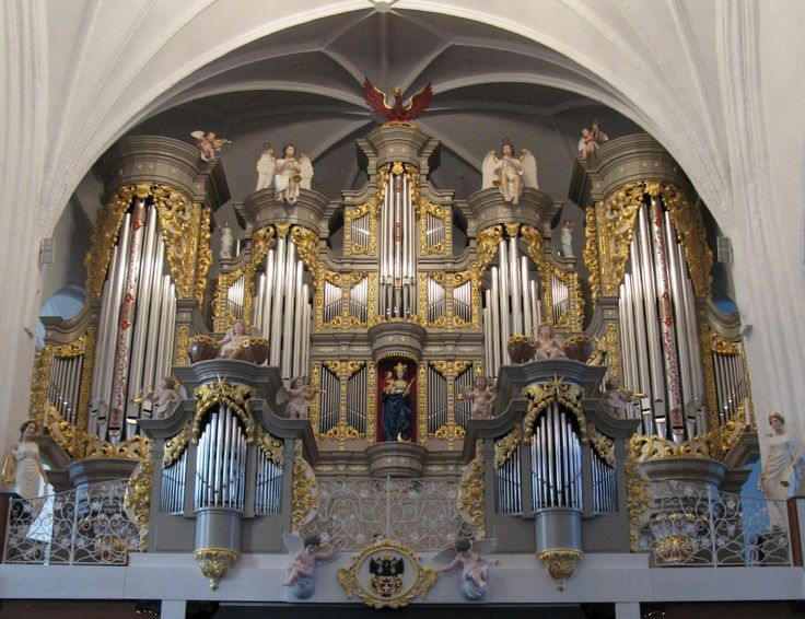 Take organ lessons again! But probably not on this organ...it's in Russia...but WOW what an organ!!