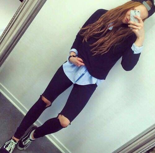 12 Outfits ligeros para chicas friolentas