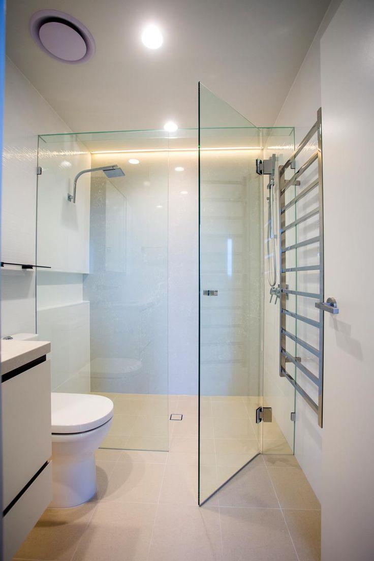 High quality Frameless shower screens