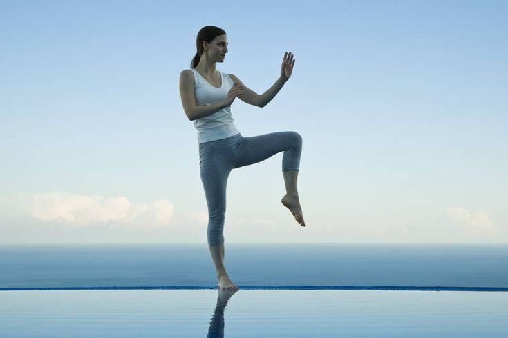 [ Wer sich schlanke Waden wünscht, der sollte es mit diesen Übungen probieren. ]