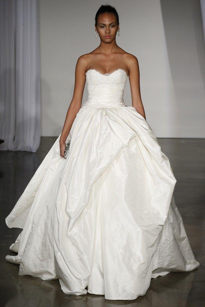 Marchesa Bridal Fall 2013 - Slideshow - Runway, Fashion Week, Reviews and Slideshows - WWD.com: Wedding Dressses, Bridal Collection, Marchesa Bridal, Wedding Dresses, Fall 2013, Bridal Fashion, Fashion Fall, Dreams Dresses, Fall Wedding