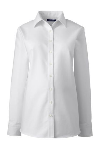 Women's+Maternity+Oxford+Shirt+from+Lands'+End
