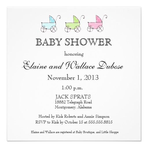 Triplet baby shower invitations paperinvite 239 best triplets baby invitations images on pinterest filmwisefo Choice Image