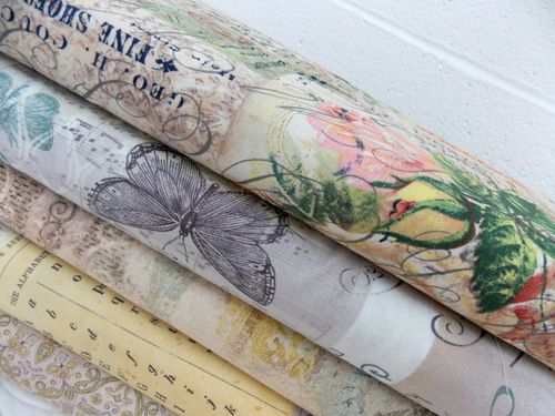 New! Tim Holtz - Eclectic Elements - Wallflower