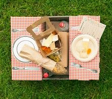 Valentines Day: Picnic Hamper from Pop Up