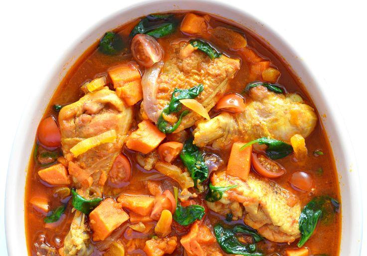 Jeg har en stor forkærlighed for marokkansk mad, da jeg synes det ser afsindigt lækkert ud, dufter fantastisk og selvfølgelig smager det også vidunderligt.