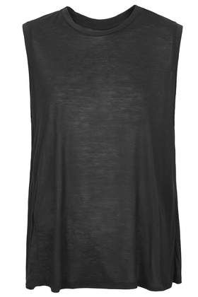 Premium Cashmere Swing Tank Top by Boutique - Sleeveless Tops