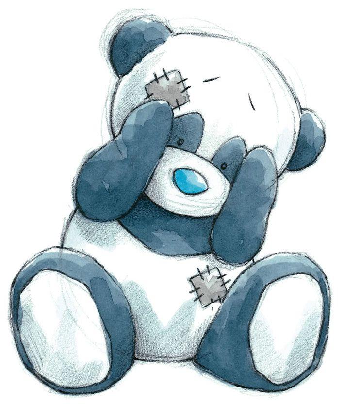 Binky the panda