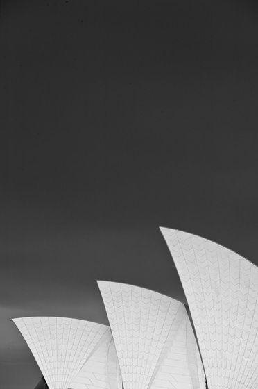 Sydney Opera House - Sydney, Australia by  Jørn Utzon