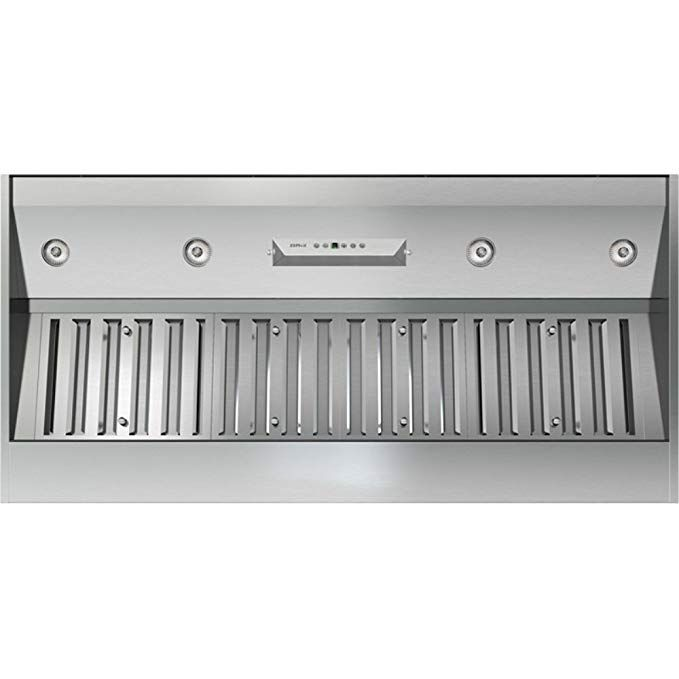 Zephyr 36w In Monsoon Ii Insert Range Hood Review Range Hood Stainless Steel Cabinets Zephyr