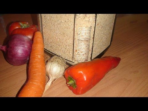 Φτιάξε τραχανά λαχανικων !! - YouTube