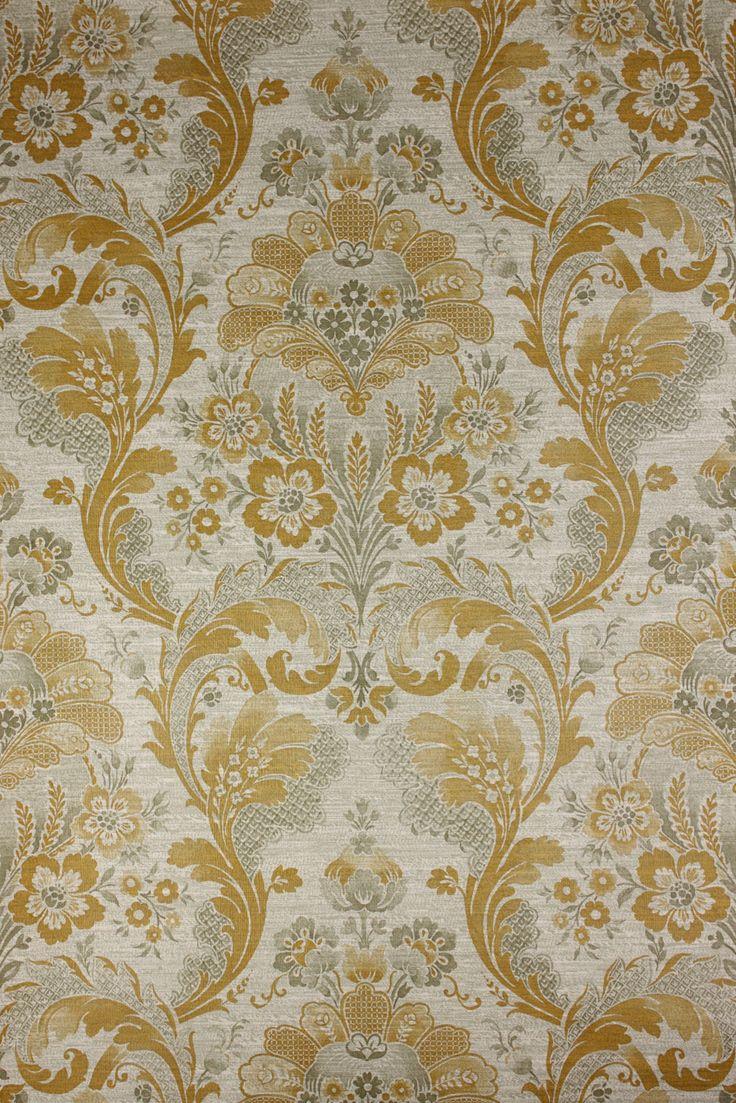 Klassiek barok behang