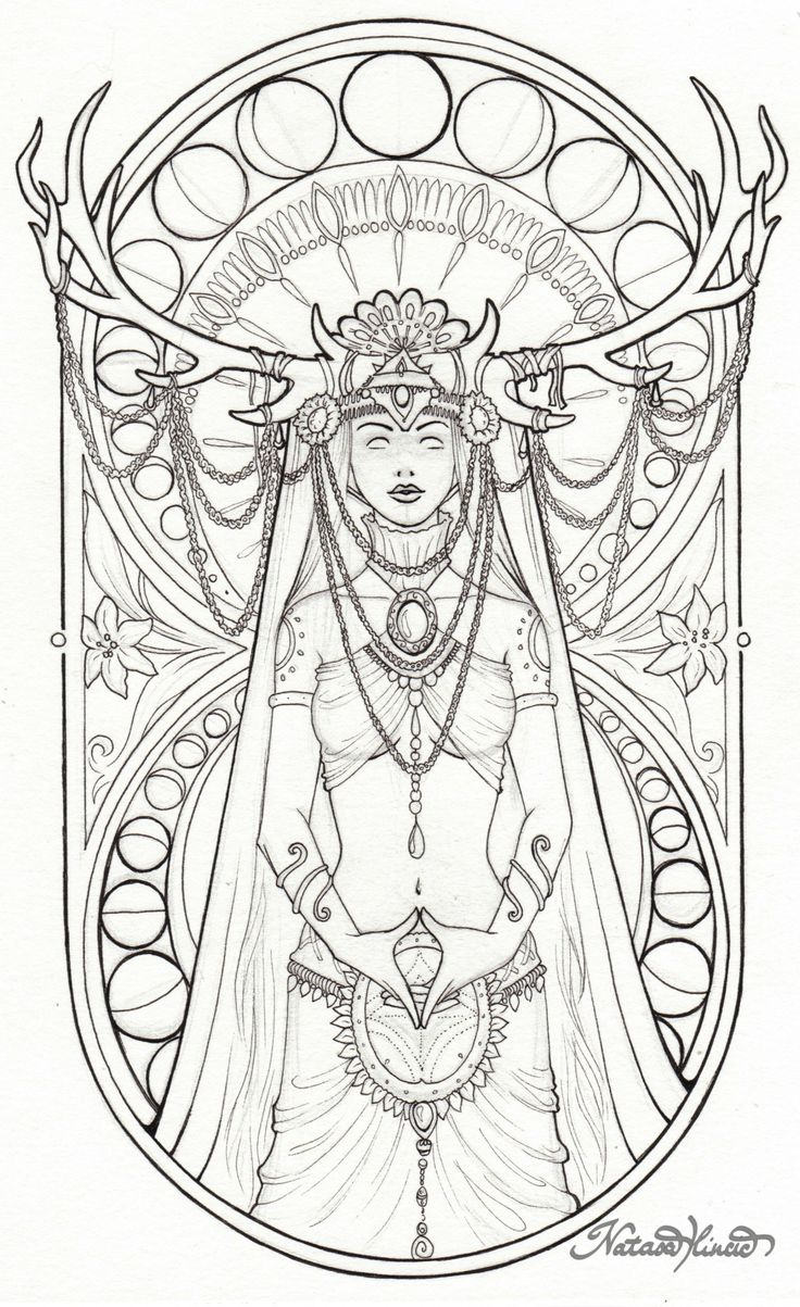 Colouring sheets of the lunar eclipse - B W Version Waiting For The Colour Inspired My The Beautiful Zoe Jakes Yoni In Progress