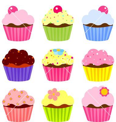 Cupcakes Lindos