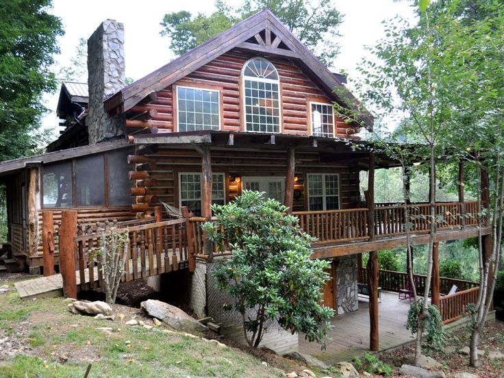 Superbe Wolf Laurel... Accommodates Weddings Chapel And Covered Bridge 3 Night  Minimum $300 A Night | Some Day Soon | Pinterest | Lakeside Cabin, Cabin  Porches And ...