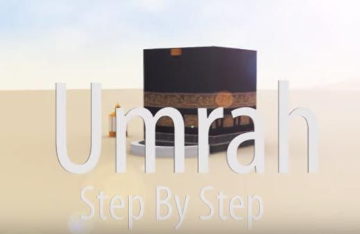 Umrah; An animated step by step guide to Ummrah | About Islam