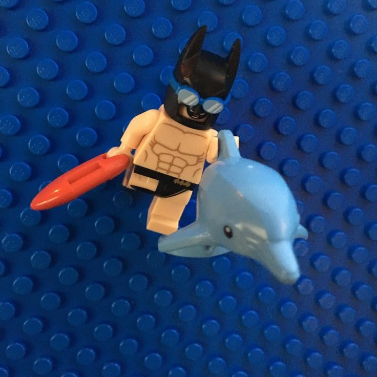 Mean while Batman takes a swim with his dolphin buddy. So happy I got this one out of a mystery bag. Needed a lego dolphin. #lego #legobatman #legobatmanmovie #legominifigures #legobatmanminifigures #legominifigs #afol #toy #legostagram #legophoto #legophotography #toystagram #legomania #legofan #legocommunity #dolphin #batman #swim #swimming #