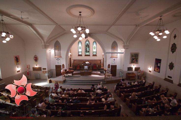 Grace- Westminster United Church , Saskatoon weddings