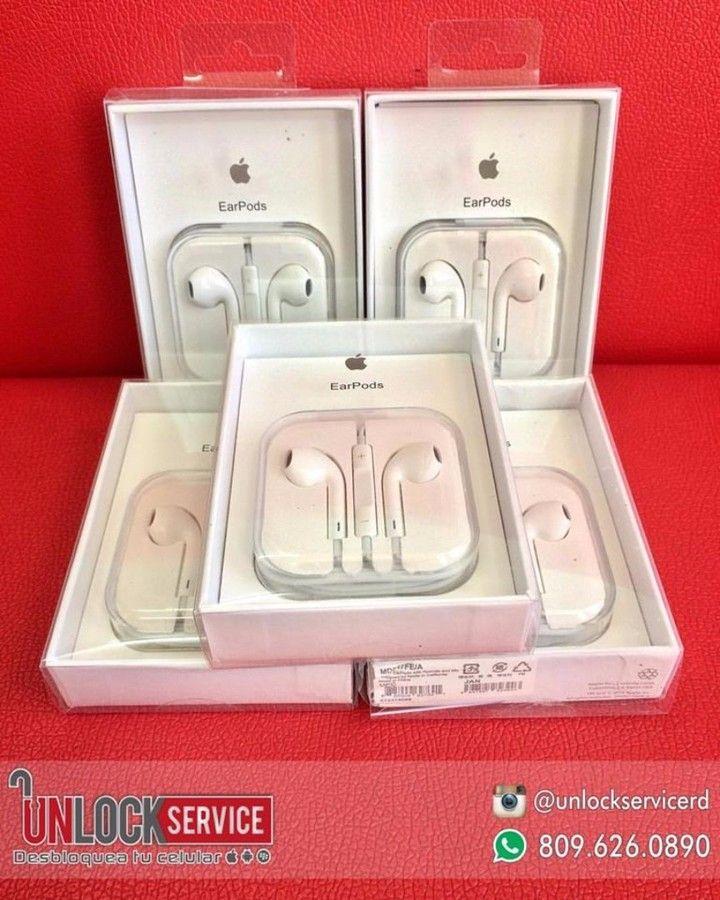 EarPods (Audifonos Apple) certificados PRECIO DE COSTO!! $350