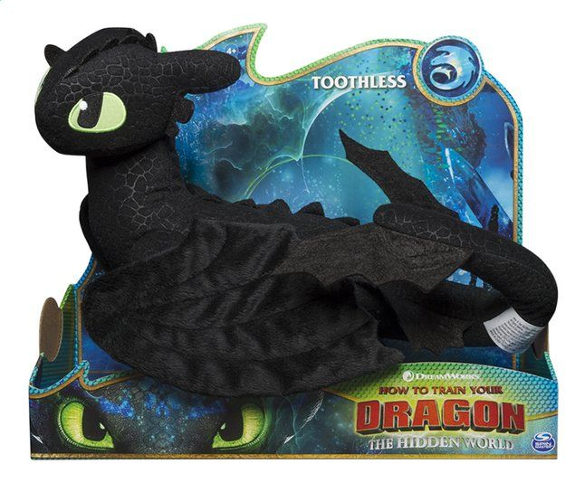 Dragons Deluxe dragon Toothless | wehkamp
