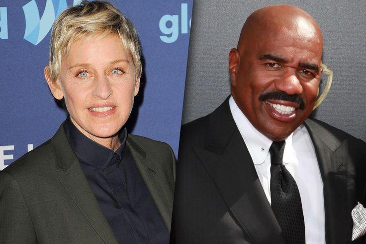 NBC Orders Children's Variety Show From Ellen DeGeneres, Steve Harvey
