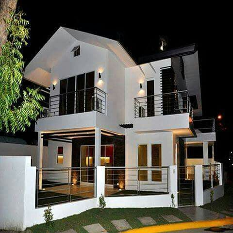 Dream House Design, Modern House Design, Modern Houses, Dream Houses, House  Decorations, Exterior, Design Ideas, Architecture, Homes