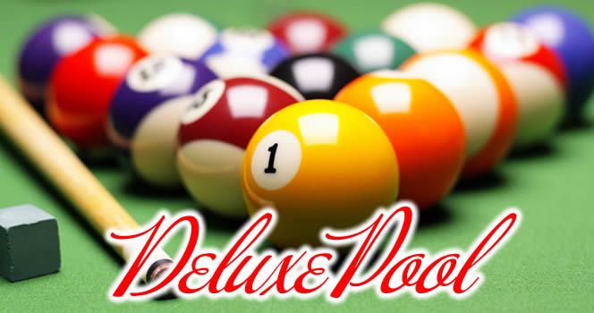 Deluxe Pool  Play head to head with your friend in this nice graphic flash pool game.  Good Luck!